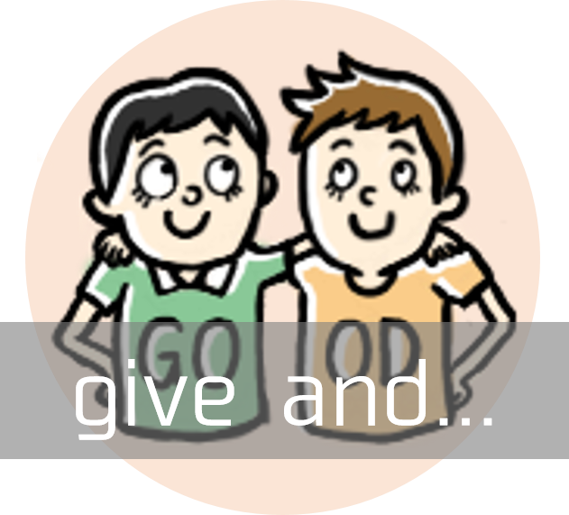 give and...